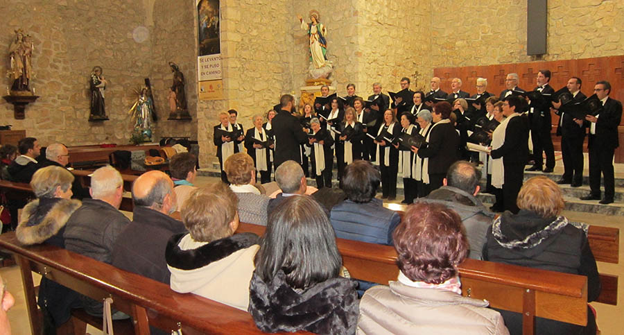 Completo fin de semana de música navideña en Villacañas