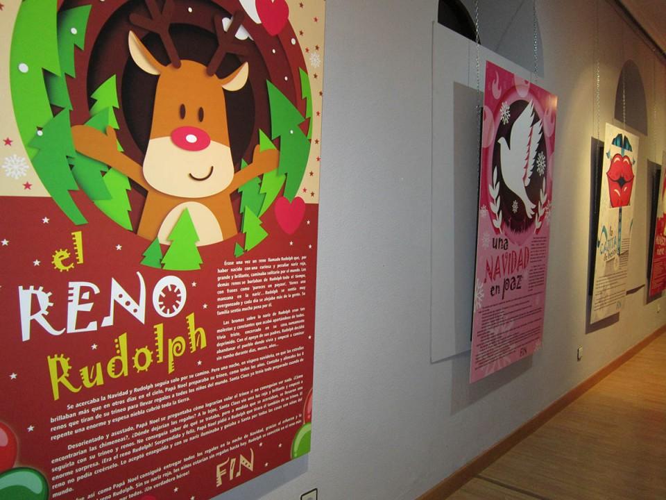"""Abierta hasta el 6 de enero la exposición """"Cuentos de Navidad en valores"""""""