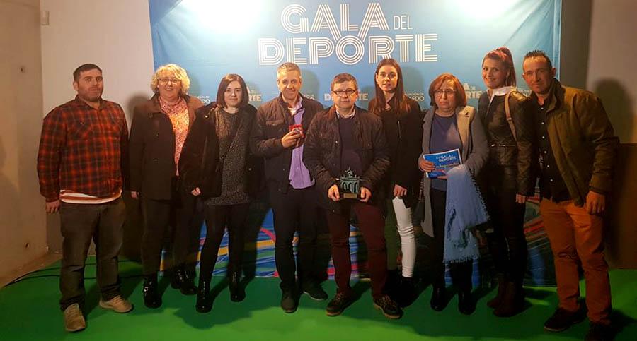 El Villacañas Fútbol Sala Femenino recibe el Premio Provincial del Deporte de la Diputación de Toledo