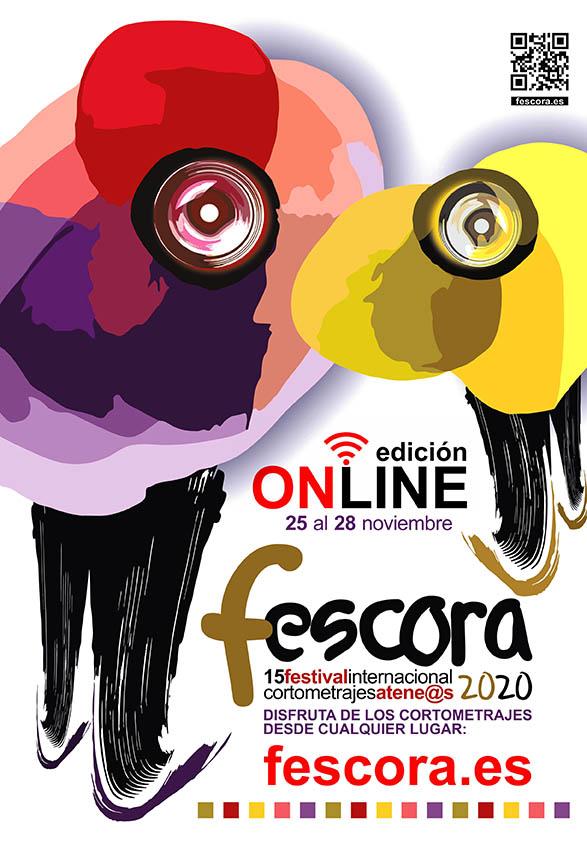 FESCORA 2020 se celebra del 25 al 28 de noviembre, definitivamente en versión online