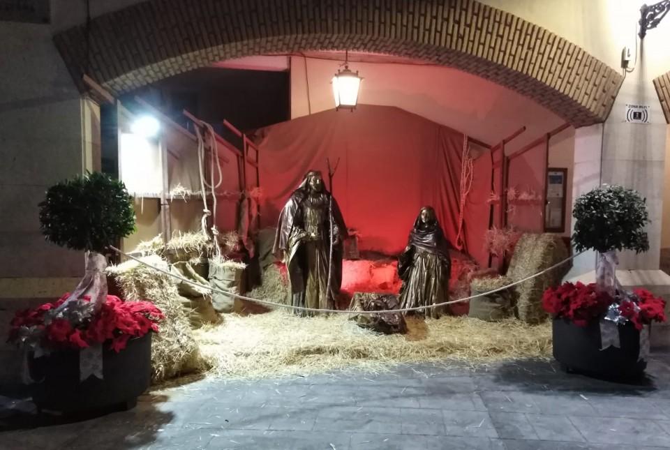 Esta noche se enciende la iluminación navideña en Villacañas