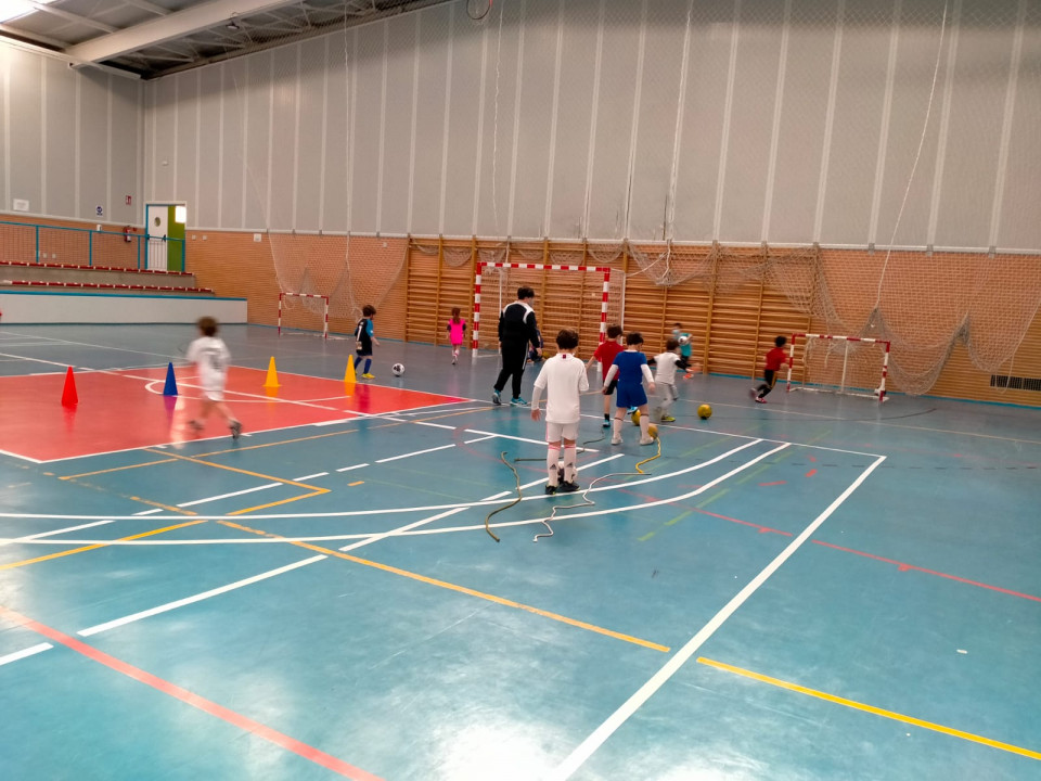 500 usuarios han iniciado esta semana las actividades deportivas municipales
