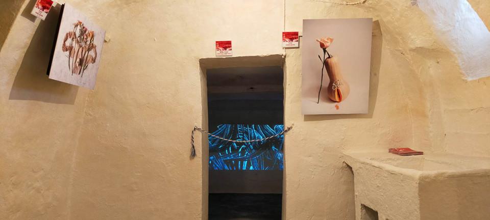 """Hasta el 31 de mayo puede visitarse en el Museo del Silo la Muestra de Arte Contemporáneo """"Entresilos"""""""