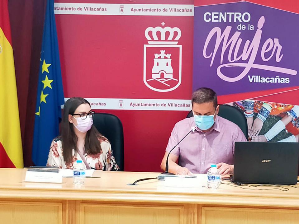 La violencia de género en entornos digitales, tema de la XV Jornada Jurídica celebrada en Villacañas