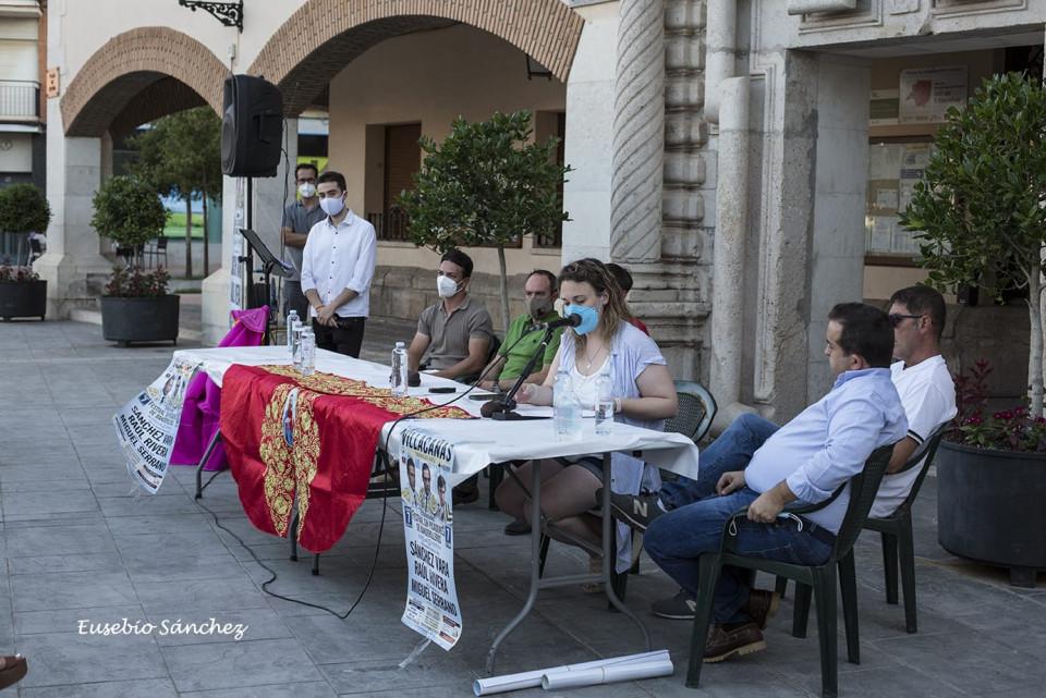 Villacañas, un festival para su feria de agosto