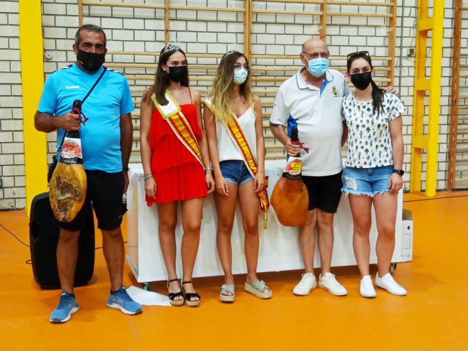 Gran nivel en el Torneo de Feria de Petanca celebrado ayer en Villacañas