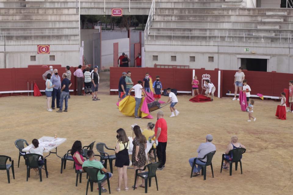 Villacañas celebró este fin de semana sus IV Jornadas Taurinas