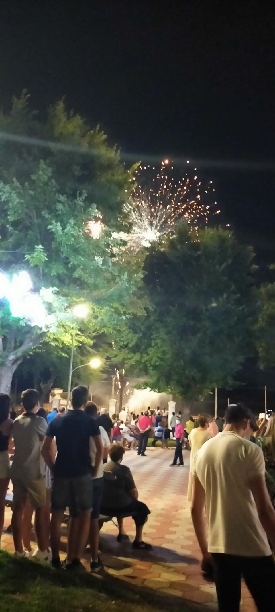 La Pólvora dio comienzo a la Feria 2021