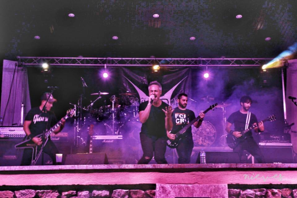 Gran noche de rock en la glorieta con el Silo Rock Sound Festival
